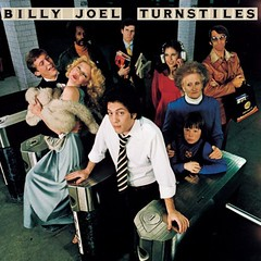 Billy Joel - Turnstiles (1976)