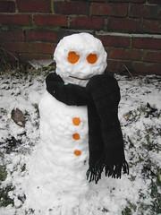 Snow hobbit