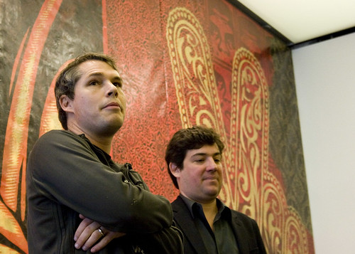 Shepard Fairey Press Preview