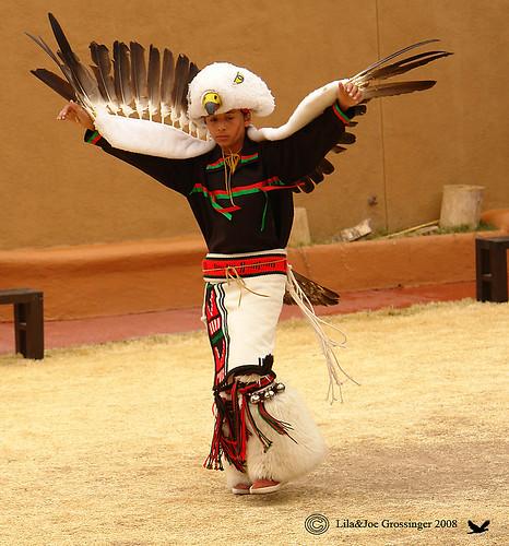 Tigua Indian Dancer - a photo on Flickriver