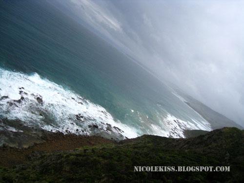 cloudy great ocean road