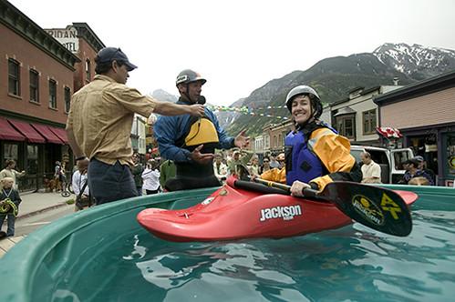 Mainstreet Kayak Demo