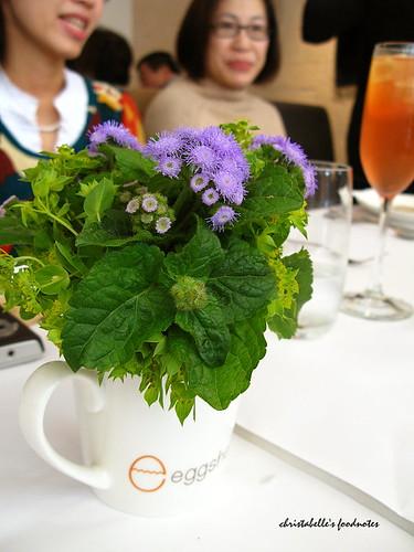 Primo小花與eggshell馬克杯