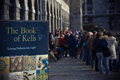 Book of Kells Queue