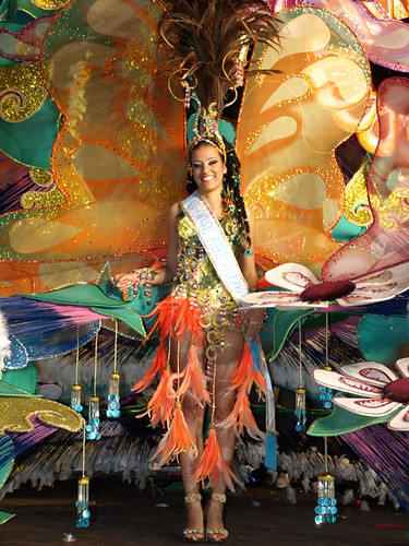 Carnaval Dame