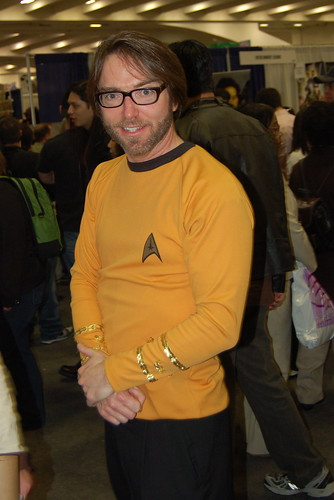 Wonder Con 2009: Star Trek