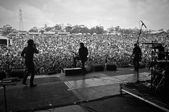 Anberlin in Sydney. (To Write Love on Her Arms.) Tags: australia anberlin towriteloveonherarms twloha