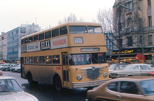 Berlin - Bus