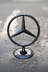 a star (tom_p) Tags: auto mercedes flickr symbol m abc makro stern marke munchen mercedesstern nikond80 macromondays