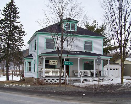 Antiques Store Bouckville