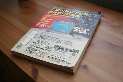 Computer Shopper, December 1987