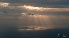 The Med Horizontal Ray Of Light (Sean Molin Photography) Tags: city light sky rome roma beautiful soldier mediterranean italia european roman epic mediterraneansea gladiator rayoflight vacationeuropeitalyrome2009marchvacationitalli vacationeuropeitalyrome2009marchvacationitallian seanmolin wwwseanmolincom