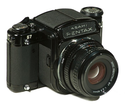 Pentax 67 Medium Format Film Camera