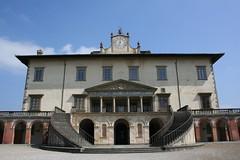 Villa Medicea di Poggio a Caiano (Prato) (Matteo Bimonte) Tags: e villa toscana prato ambra ville giardini poggio medicea caiano villeegiardini