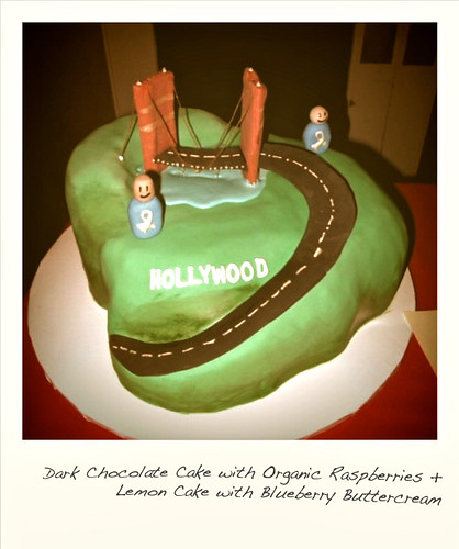 AIDS LIFECYCLE Cake