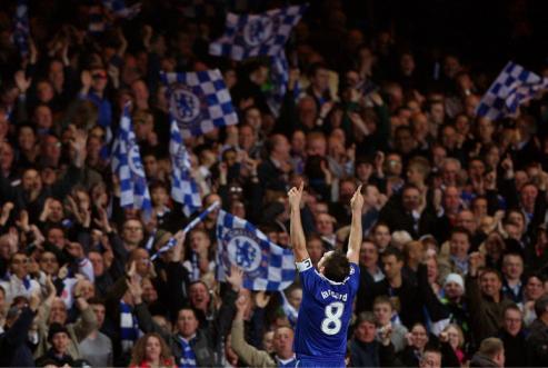 Lampard festeva