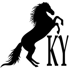 Kentucky Is A State Of Mind (faith goble) Tags: horse art silhouette logo artist photographer state bluegrass drawing spirit kentucky ky icon racing poet writer vector commonwealth bowlinggreen thoroughbred adobeillustrator rearing originaldesign bowlinggreenky firsthand abigfave bowllinggreen platinumphoto commentcode faithgoble gographix kentuckyisastateofmind faithgobleart thisisky