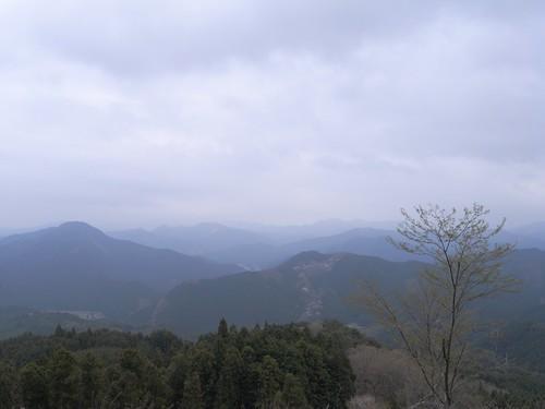 【桜】『屏風岩公苑』@曽爾村-10