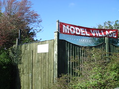 Railway Model Village in Southport