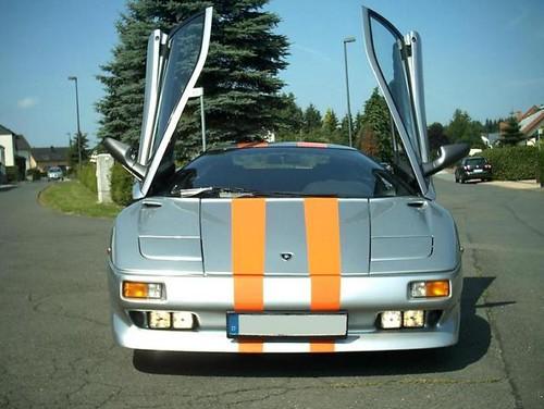 1992 lamborghini diablo. Lamborghini Diablo 5.7 1992