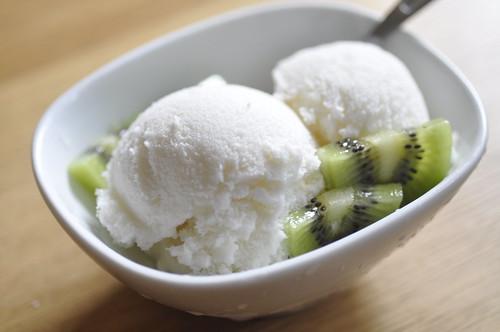 Simply vanilla.