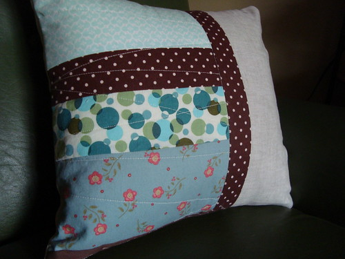 pillow for charity auction