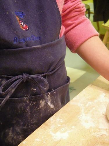flour belly