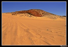 (803) the Sahara Desert / of Egypt's Western Desert (unicorn 81) Tags: voyage africa travel color sahara trekking landscape sand colorful desert northafrica egypt adventure egyptian egipto 2009 ägypten egitto excursion egypte reise egypten rundreise roundtrip egipt égypte mapegypt misr nordafrika egypttrip april2009 ægypten aegyptus libyschewüste αίγυπτοσ ægyptusintertravel ägyptenreise schulzaktivreisen saharacolors misrægyptusintertravel meinjahr2009