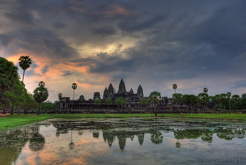 Angkor Wat Cambodia by ecperez, on Flickr