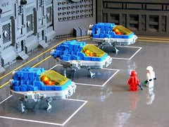 790 Squadron (Legoloverman) Tags: classic lego space