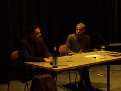 Thomas Trummer & Hamza Walker in conversation (RenaissanceSociety) Tags: siemens several silences hamzawalker rensoc2020 thomastrummer