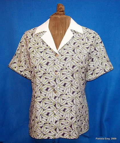 "Brensan Designs ""Sew Simple"" Blouse"