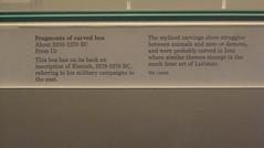 CIMG1847 (jonhurlock) Tags: london museum ancient clay britishmuseum tablet cuneiform mesopotamia mesopotamian