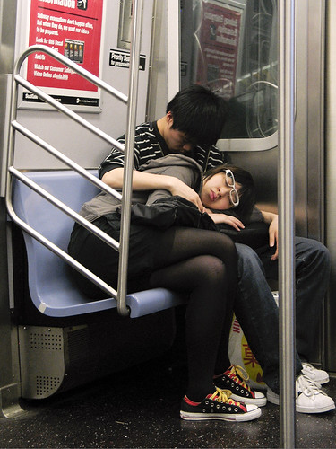 Asleep, NYC