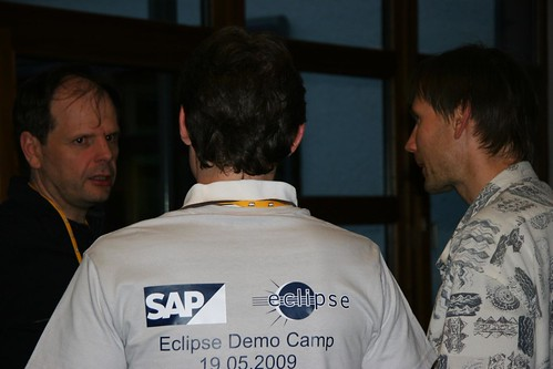 Eclipse DemoCamp Walldorf