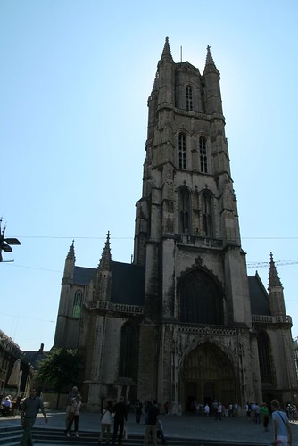 St. Bavo's Cathedral by you.