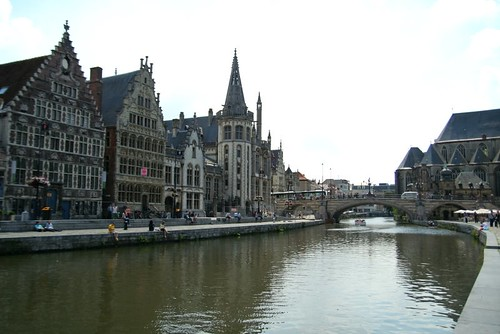 In Gent, Belgium by you.