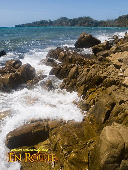 Grace Island Rugged Shores
