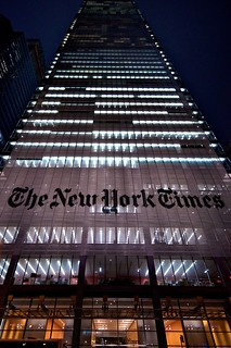 New York Times Building, From FlickrPhotos