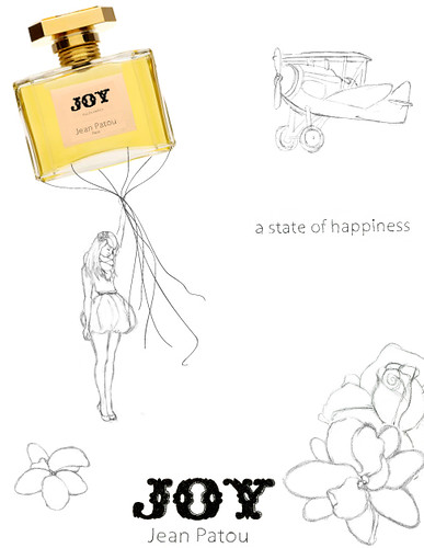 Joy Print Ad/ Store Sign 2