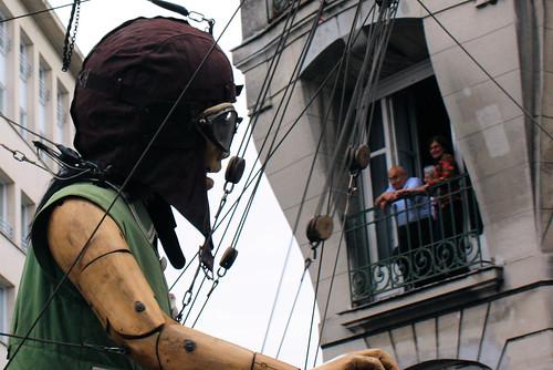 La scène du balcon // The balcony scene