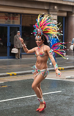 The Lord Mayor's Pageant (John_Kennan) Tags: street city carnival streets colour liverpool dance costume samba parade pageant 2009 lordmayorsparade lordmayorspageant
