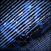 (Katerina.) Tags: blue abstract texture lines urbandecay surface diagonal linescurves haphazart haphazartblue abstractartaward haphazartlines haphazartsquare