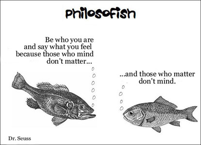 philosofish 10 small