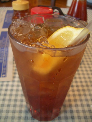 Blue Plate sweet tea