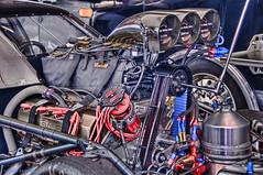 NHRA Beast (Jersey JJ) Tags: park new old bridge monster power nj engine jersey motor township supercharged raceway etown nhra lucis supernationals photomatix tonemap