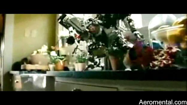 Tv Spot Transformers 2 tostadora