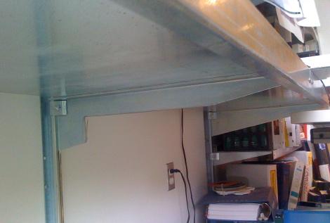 E-Z Shelving System