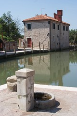 Torcello water trough