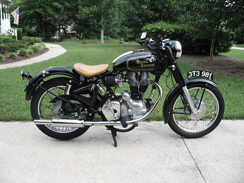Royal Enfield, Lowered Seat